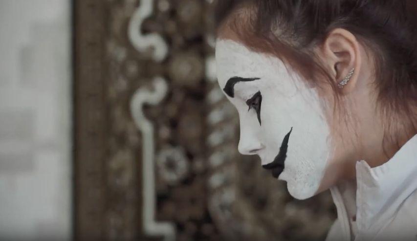 Кавер песни Цоя «В наших глаза» от Антохи МС