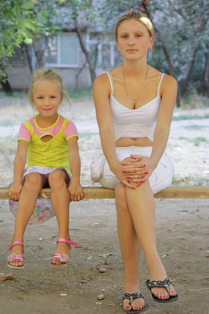 Девушки России, лица нашего времени, часть 26