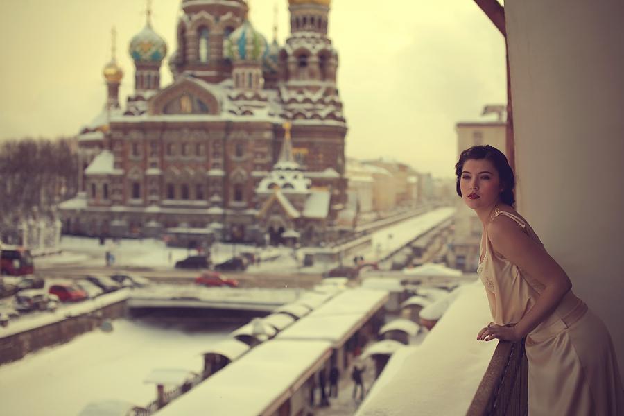 Девушки России, лица нашего времени, часть 32