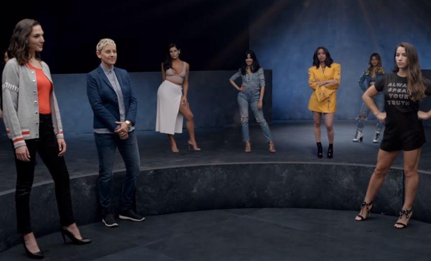 Галь Гадот, Дженнифер Лопез и другие знаменитые женщины в новом клипе Maroon 5