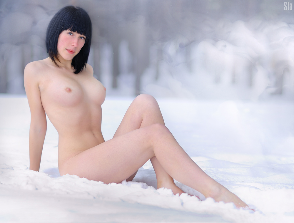 Зимние эро девушки — img 5