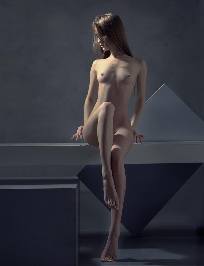 Indian girl nude art