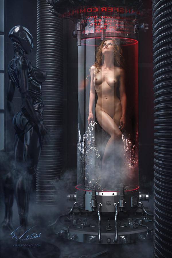 Futuristic sex
