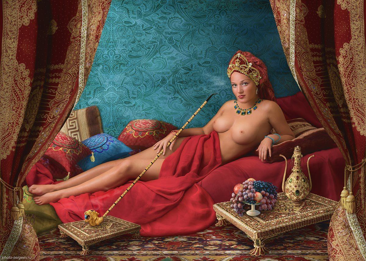 Sultan naked girls
