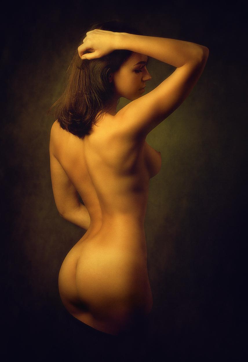 Художественные Фотографии Обнаженных Девушек