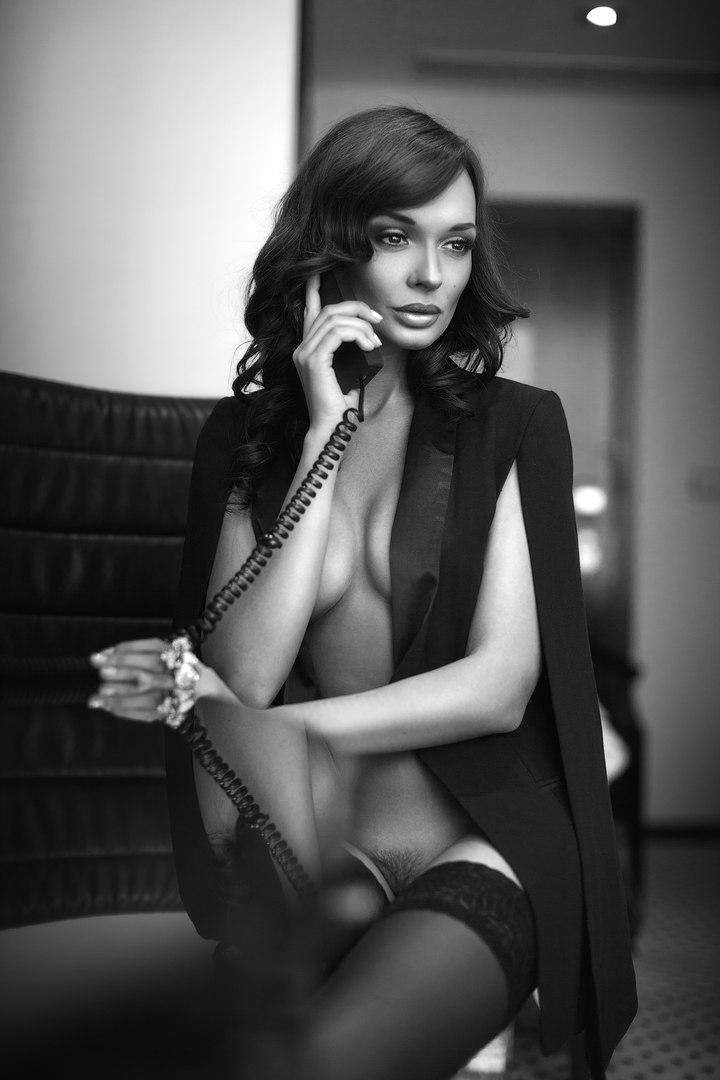 Portrait, glamour, nude