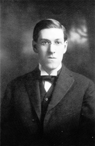 Говард Лавкрафт в 1915 г.