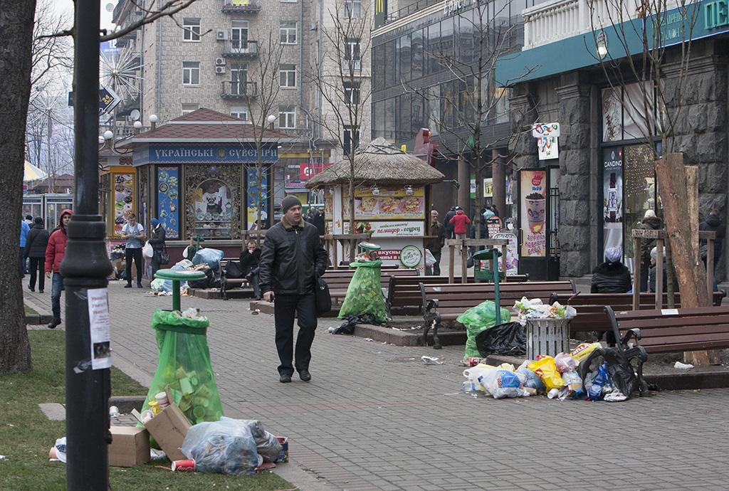 Гидрометцентр объявил штормовое предупреждение: в Украину идут морозы, сильный ветер и гололедица - Цензор.НЕТ 4261