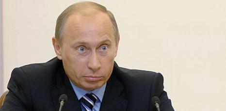 Путин удивляется