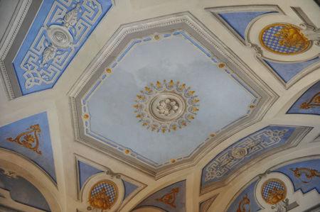 потолки Бастии