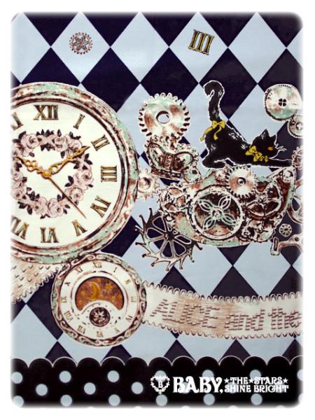 clockwork aristokitty