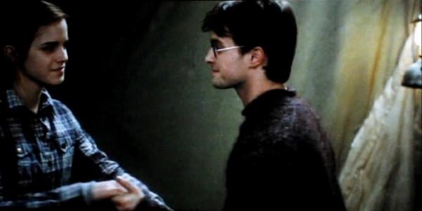 Танец Гарри с Гермиошкой