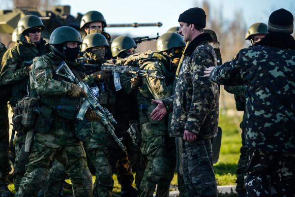 Конец 300-летней дружбы русских и украинцев