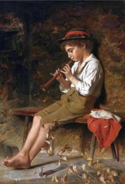 Luigi Bechi (Italian artist) 1830 - 1919