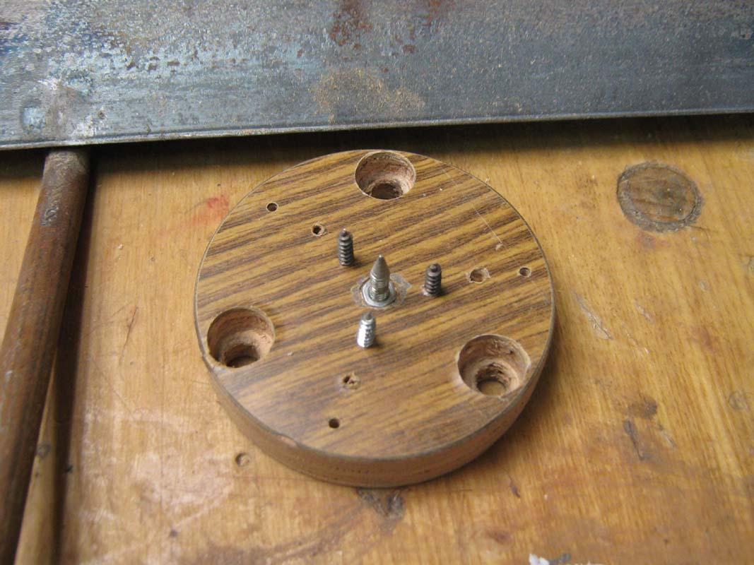 Изготовление планшайбы для токарного станка по дереву