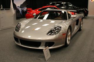 Porsche Carrera GT (front)