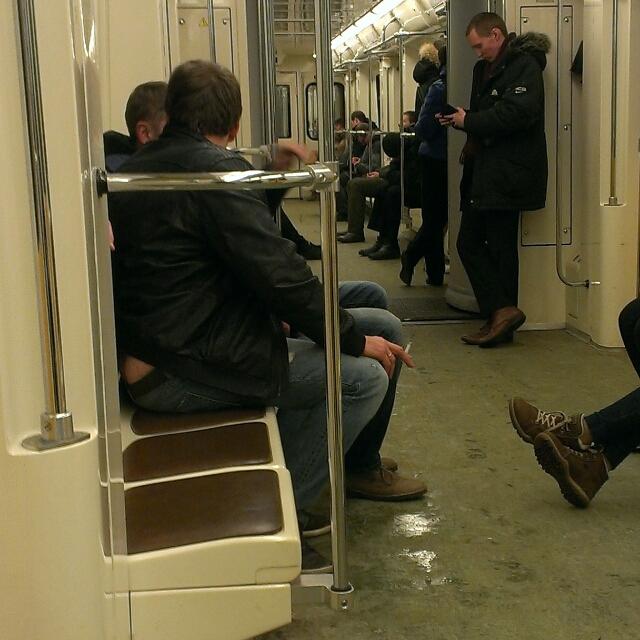 курение в метро: pppirate — LiveJournal