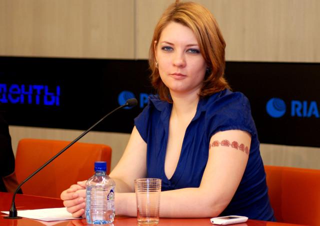 Даша Богачкина, руководитель направления PR и  продвижения  портала Brainity.ru