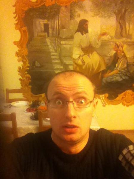 Один мой день в женском монастыре 22.03.2014 35