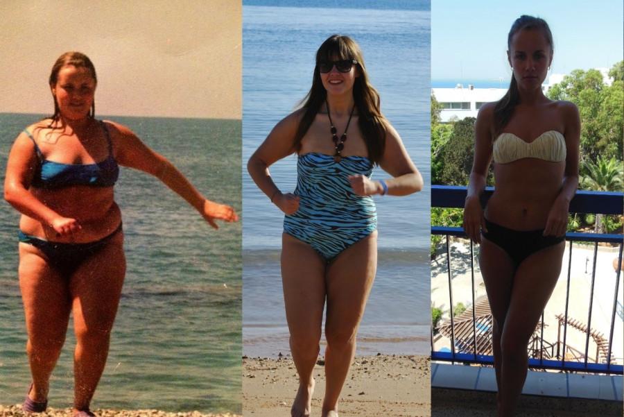 Похудеть Без Диет Истории. Истории похудения