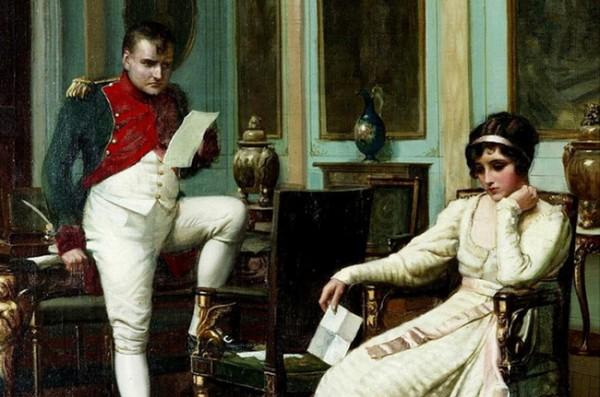 Любовные похождения Наполеона Бонапарта