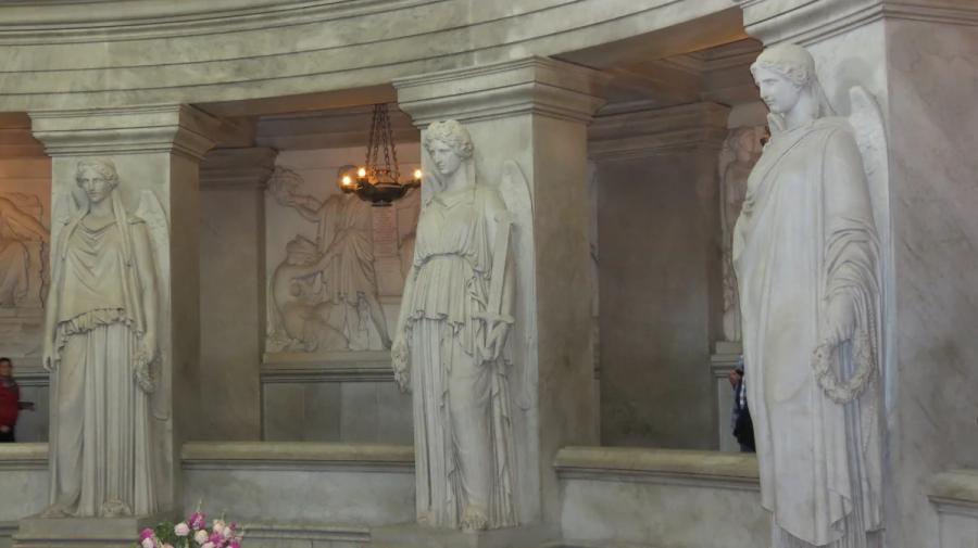 История могилы Наполеона