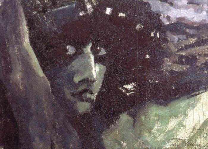 Михаил Врубель - за шаг от безумия