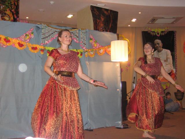 танец Рангила