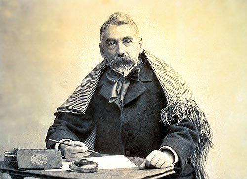 Stephane mallarme (1842-1898), french poet