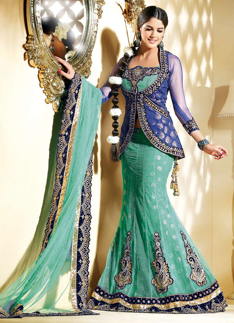Ethnic indo western dresses for men and women ethnic fashion