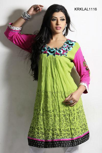 Indian Long Tunics for professional women