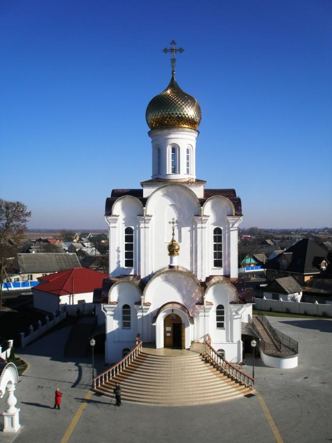 Собор Кирилла и Лаврентия туровских