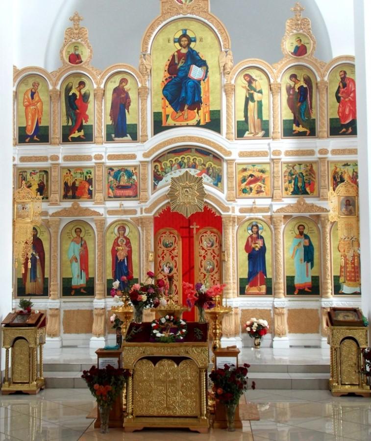 Убранство Кафедрального собора