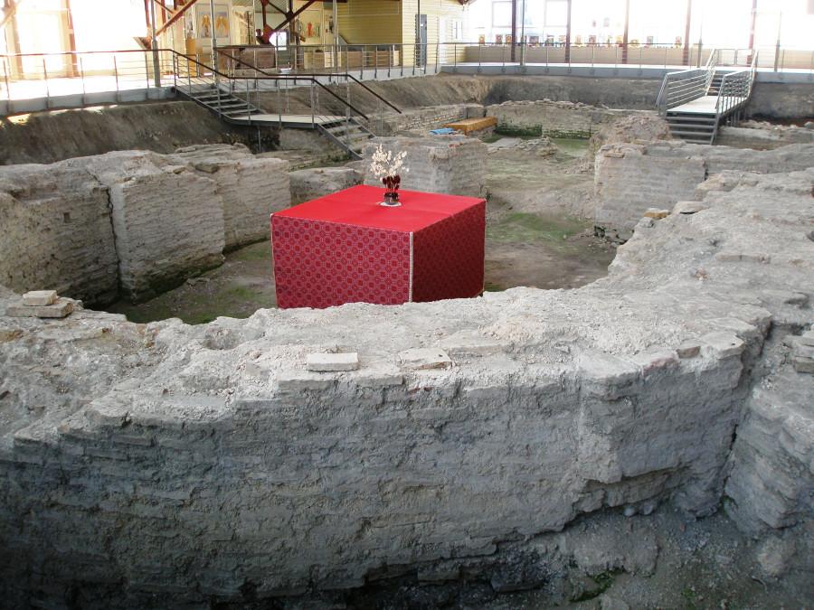 руины древнего Собора