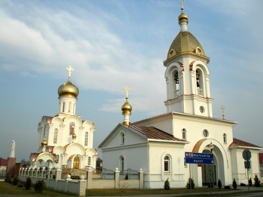 Новый Собор в Турове