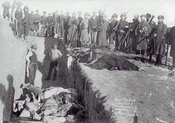 геноцид индейцев в сша