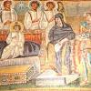 Мозаика римской церкви Санта Мария Маджоре. Середина IV века