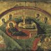 Византийская икона  XII в.