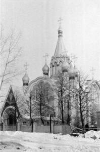Воскресенский собор в Сокольниках