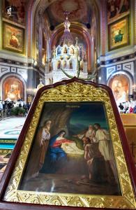 Патриаршая Литургия Рождества Христова