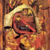 Икона. 3-я четверть XIII в. Монастырь св.Екатерины, Синай