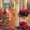 Архиепископ Нью-Йорка и митрополит всей Северной Америки Филипп. Свято-Николаевский собор. Рождество в Нью-Йорке