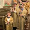 Свято-Николаевский собор. Рождество в Нью-Йорке
