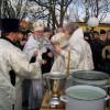 Праздник Крещения Господня в Берлине