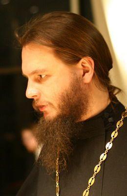 священник Игорь Фомин