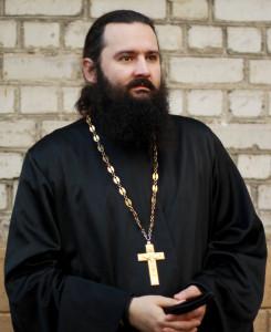 Протоиерей Димитрий Струев. Фото Геннадия Комарова.