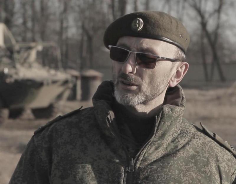 Лермонтов - создатель спецназа