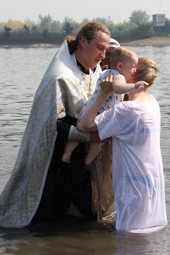 Крещение_