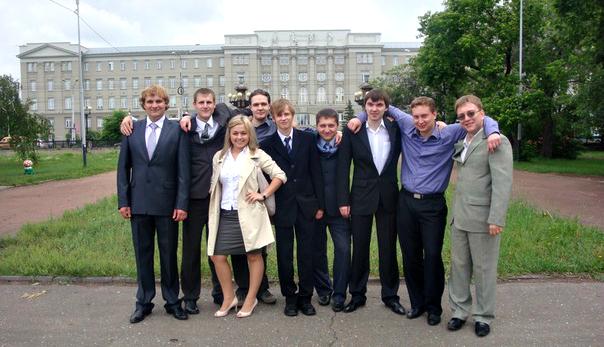 Группа 26 М, где я учился в 2006-2011гг.