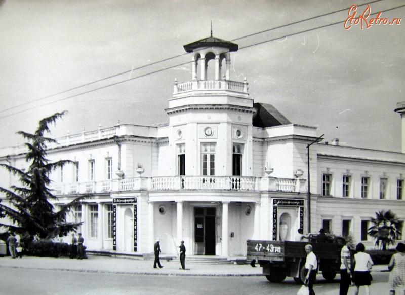 улица Сухума